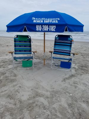 Premium Chair and Umbrella Package..GREAT FOR THE ELDERLY TOO-0