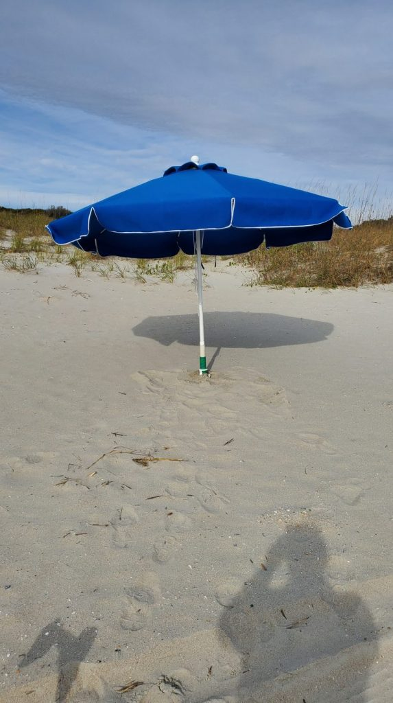 Beach Chairs and Umbrellas for rent