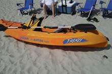 Beach Rental - SURF & KAYAKS